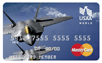 USAA Active Military World MasterCard Review