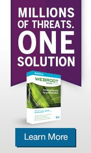 Ally Bank Free Webroot Review