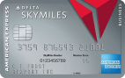 American Express Platinum Delta Skymiles Business