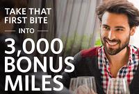 Delta SkyMiles Dining Review: 3,000 Bonus SkyMiles
