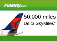 Fidelity Delta Skymiles