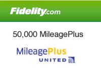 Fidelity MileagePlus