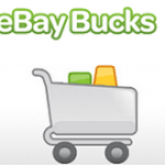 eBay Bucks Promotion: 8% Back in Ebay Bucks (Targeted)