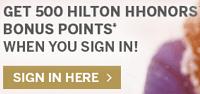 Hilton HHonors Shop