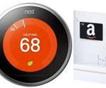 Nest Learning Thermostat Amazon $50 Gift Card Bonus