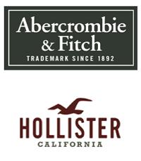 Ambercrombie & Hollister