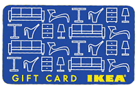 related images. IKEA Gift vouchers