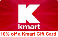 Upromise Kmart Gift Cards Coupon Offer