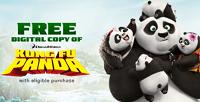 Amazon Free Kung Fu Panda Promotion