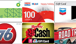eBay Gas Station Gift Cards Discount Promotion: ExxonMobil, Conoco, Phillips 66 etc