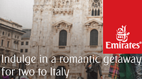 Emirates New York To Milan Nonstop $449 Sale