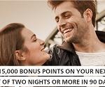 Hilton HHonors 15,000 Bonus Points Promotion