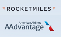 Rocketmiles American Airlines 5,000 Miles First Booking Bonus