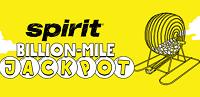 Spirit 1,000 Free Bonus Sign Up Miles