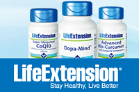 Amex Offers Life Extension Vitamins and Supplements