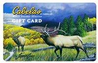 Cabelo's Gift Card