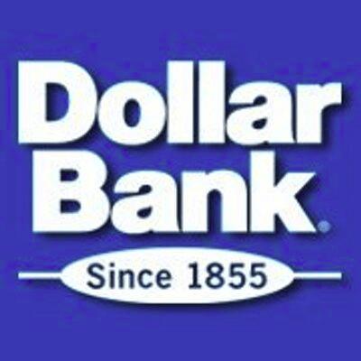 Dollar Bank Logo