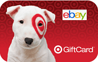 Ebay Discounted Target Gift Cards Promotion