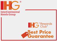 IHG Rewards Club New Stay 1,500 Bonus Points