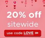 LivingSocial 20% Off Sitewide Promo Code LOVE