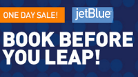 Priceline JetBlue Nationwide Sale: $28.10 One-Way Fare