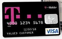 t mobile prepaid card review - T Mobile Visa Prepaid Card