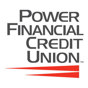 power financial credit union logo