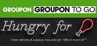 Groupon To Go Food Delivery Service Review