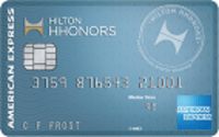 Hilton HHonors Card from AmEx
