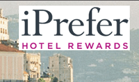 Preferred Hotels iPrefer Rewards Bonus Points Program