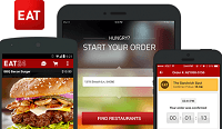 Yelp Eat24 App $5 Off Android Pay Promotion