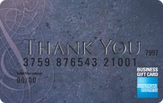 American Express Regular Business Gift Card
