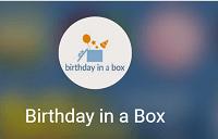 Amex Offers BirthdayinaBox.com $10 Statement Credit