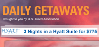 Daily Getaways Hyatt Gold Passport Purchase Promotion