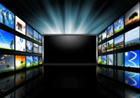 Illinois LCD Flat Panel TV