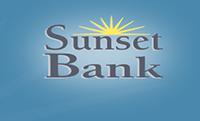 Sunset Bank