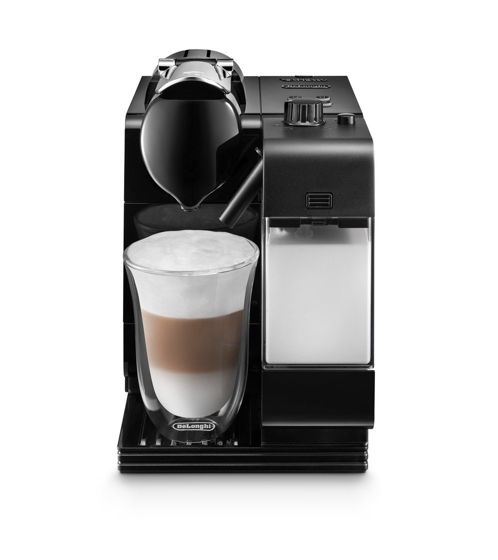 Delonghi Coffee Maker In Ksa : DeLonghi EN520BK Lattissima Plus Nespresso Capsule System via Amazon: USD 319.19 + FREE Shipping