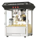 Great Northern Popcorn Black Bar Style Lincoln 8 Ounce Antique Popcorn Machine via Amazon: $119.95 + FREE Shipping