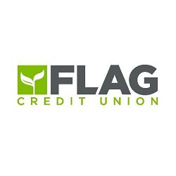 Flag Credit Union Logo A
