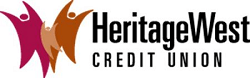 HeritageWest Credit Union Logo A