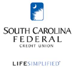South Carolina Federal Credit Union Logo A