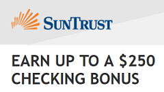 SunTrust Bank Promotion