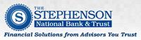 The Stephson National Bank & Trust