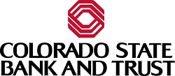 Colorado State Bank And Trust Logo A