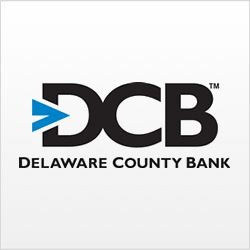 Delaware County Bank Logo A