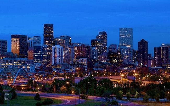 Denver Skyline Flight