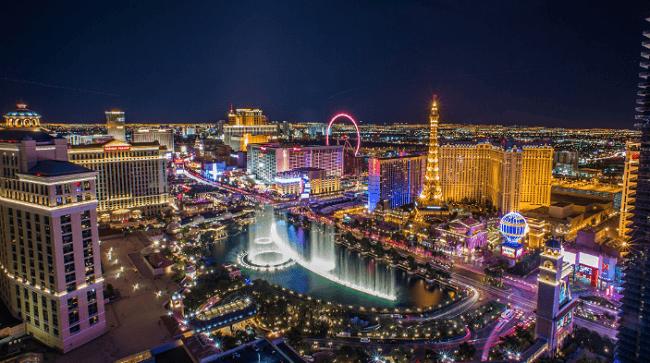 Las Vegas View