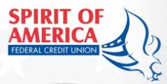 Spirit of America FCU Logo A