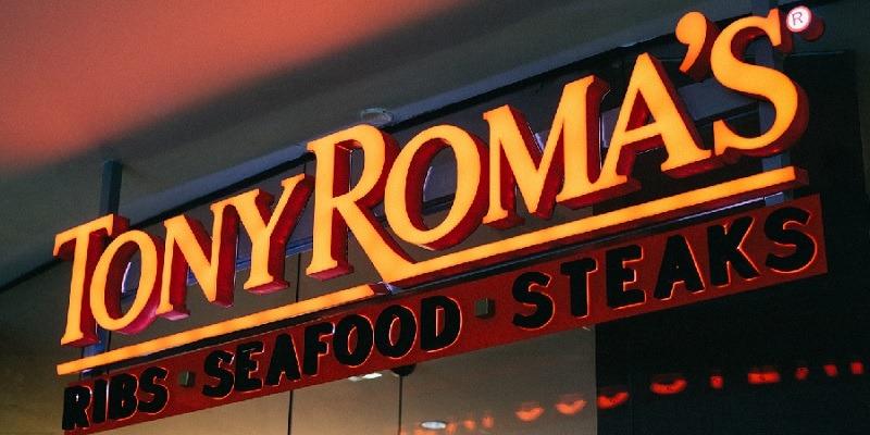 tony romas promotions