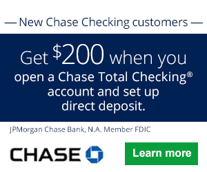 Chase Total Checking Account